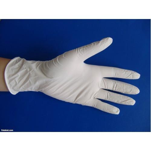 Хирургические перчатки с внутренним покрытием из полиуретана