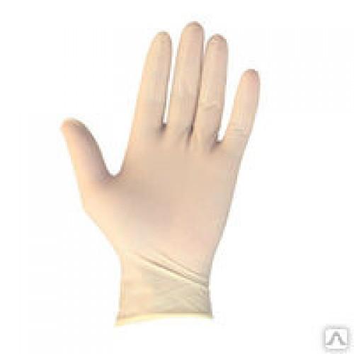 Стоматологические медицинские перчатки из латекса