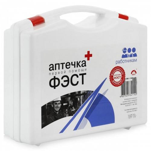 Аптечка нефтяника и газовика «Фэст» (футляр полистирол)