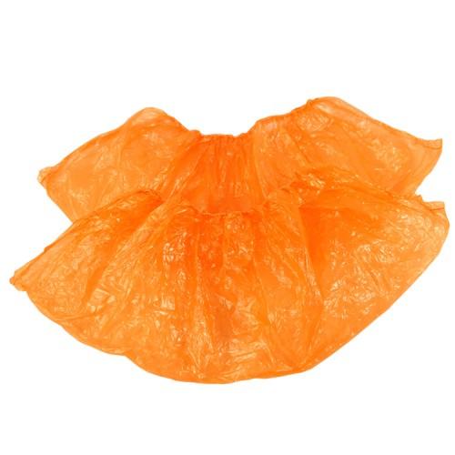 Оранжевые бахилы