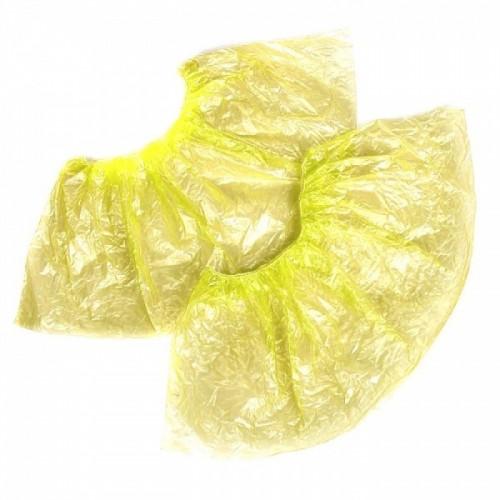 Жёлтые бахилы