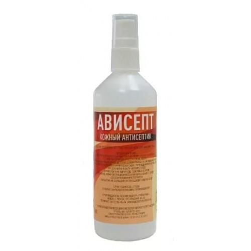 «Ависепт» – кожный антисептик