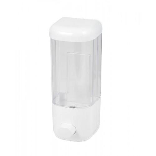 Настенный нажимной (механический) дозатор для жидкого мыла