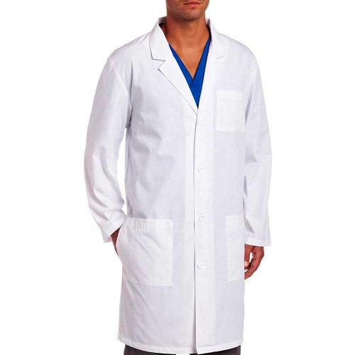 Халат белый лабораторный