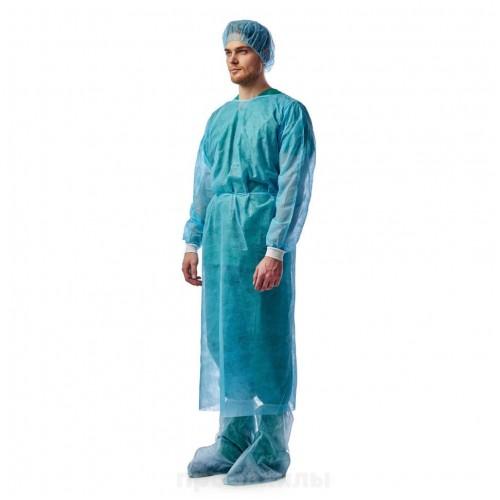 Халаты для хирургов одноразовые стерильные