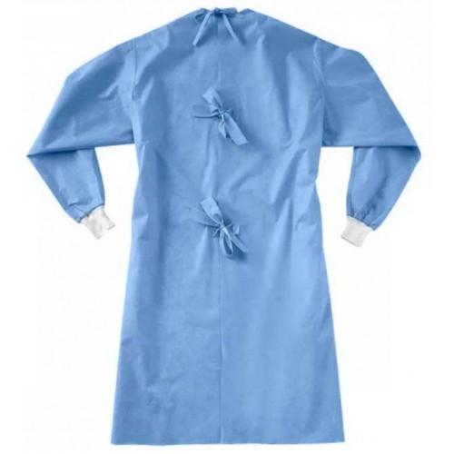 Халаты хирургические с завязками на спине