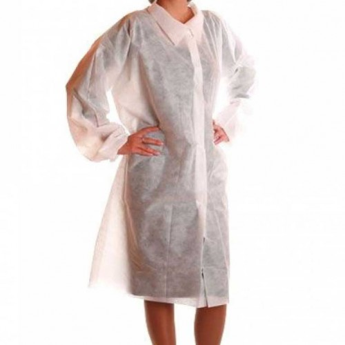 Халаты одноразовые для посетителей