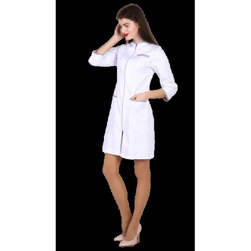 Халат медицинское платье