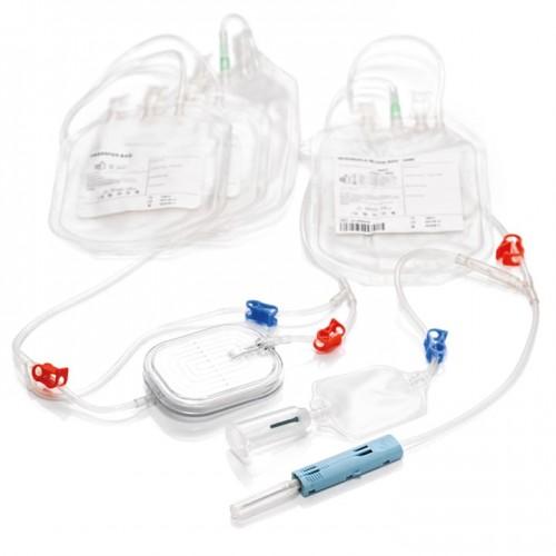 Контейнеры для заготовки и хранения крови