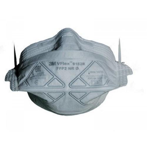 3M™ VFlex® 9152R противоаэрозольная фильтрующая полумаска FFP2