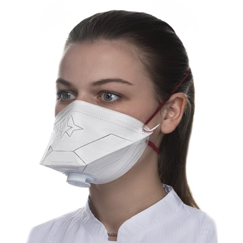 Респираторы для защиты дыхания «НЕВА 316»
