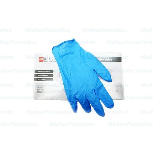 Латексные перчатки Basic неопудренные