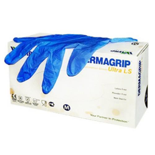 Нитриловые перчатки Dermagrip xs