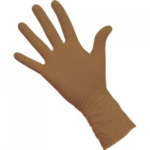 Медицинские тонкие перчатки латексные