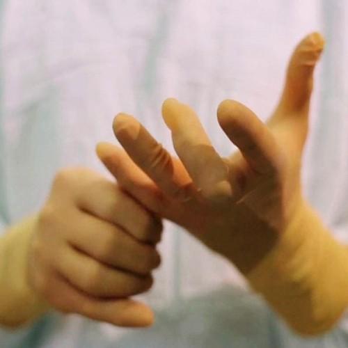 Хирургические медицинские перчатки нестерильные