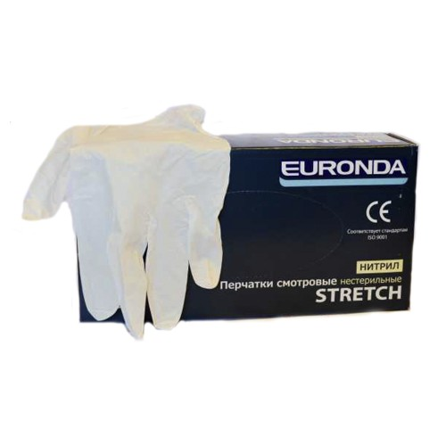 Нитриловые перчатки Euronda