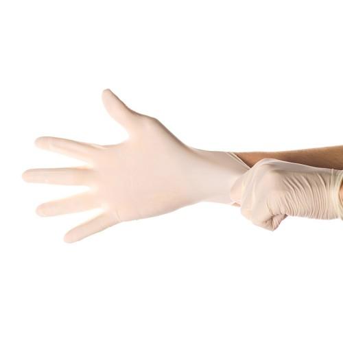 Медицинские сверхпрочные перчатки