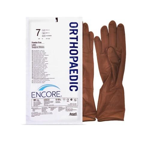 Ортопедические хирургические стерильные перчатки