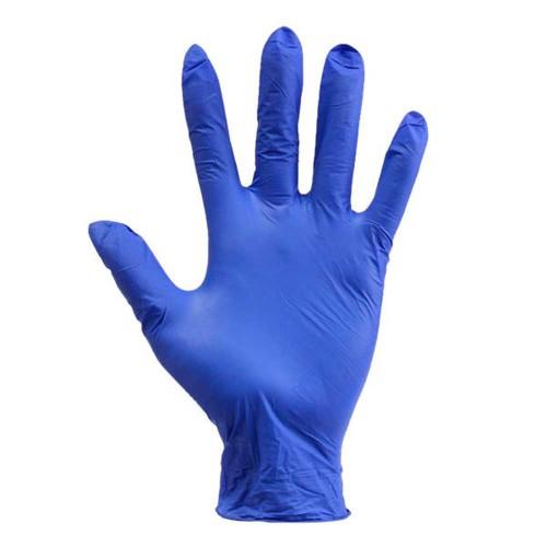 Нитриловые одноразовые неопудренные перчатки