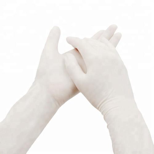Гинекологические стерильные перчатки