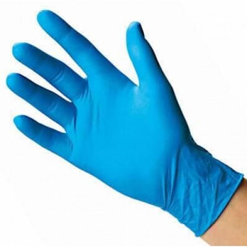 Стоматологические нитриловые  перчатки