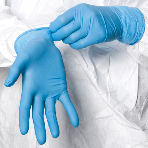 Нитриловые перчатки Jeta повышенной прочности