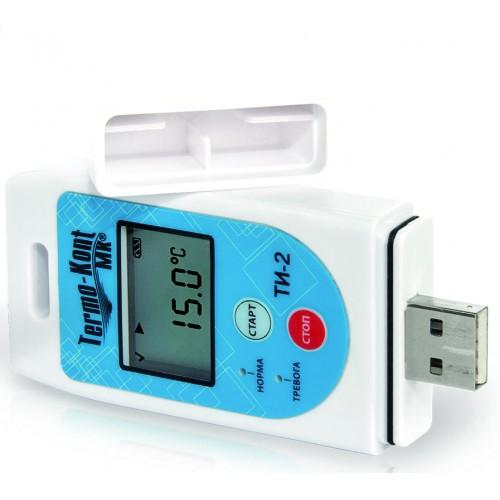 Термоиндикатор многоразовый пороговый для контроля температурного режима ТИ-2-Т-конт МК
