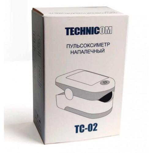 Пульсоксиметр на палец Technicom TC-02