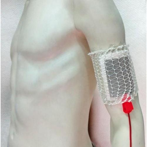 Физиотерапевтические электроды одноразовые