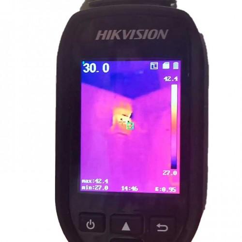 Ручной тепловизор Hikvision DS-2TP31B-3AUF