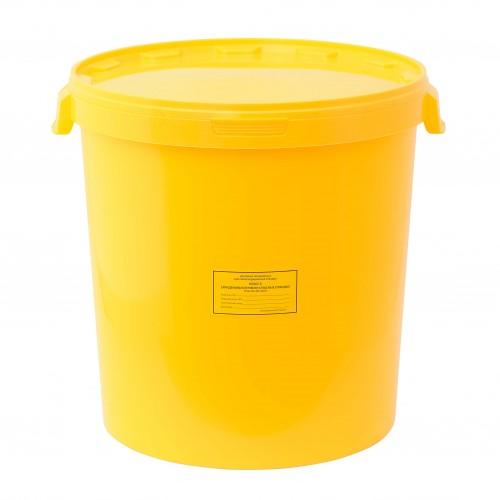 Контейнер для сбора органических медицинских отходов