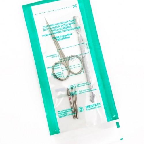 Пакеты комбинированные для стерилизации  ПСПВ-СТЕРИМАГ МедТест