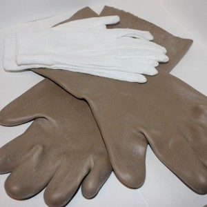 Стерилизация многоразовых перчаток