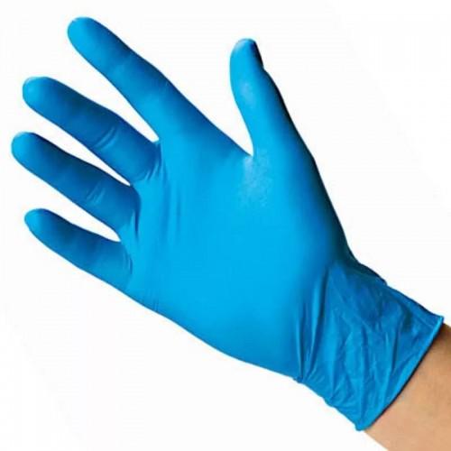 Нитриловые многоразовые перчатки