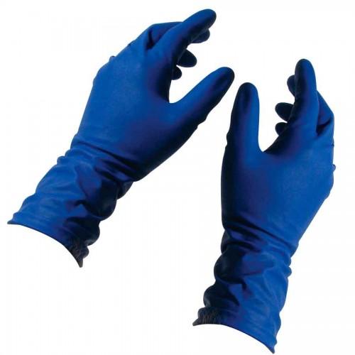 Нитриловые перчатки повышенной прочности