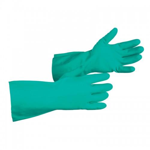 Нитриловые перчатки РИФ санитарные