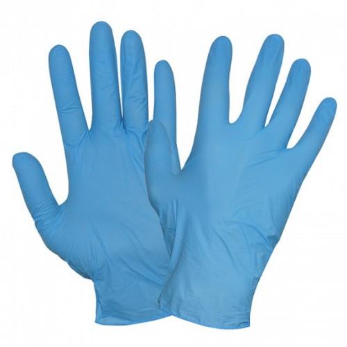 Нитриловые перчатки Cупермакс
