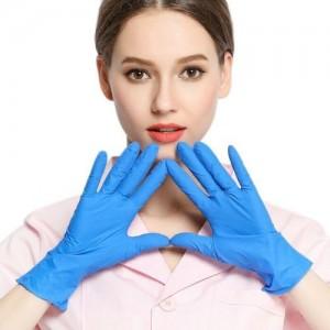 Нитриловые медицинские перчатки, виды, преимущества, сферы применения