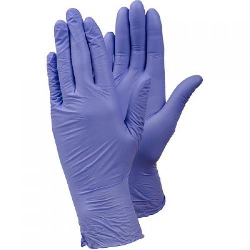 Нитриловые перчатки Peha Soft текстурированные