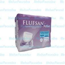 Подгузники для взрослых Flufsan Active EXTRALARGE SUPER