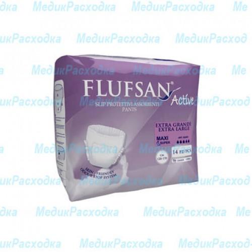 Подгузники для взрослых Flufsan Active EXTRALARGE MAXI