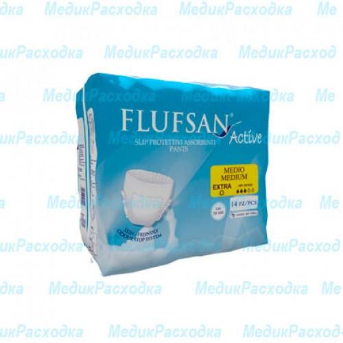 Подгузники для взрослых Flufsan Active MEDIUM EXTRA