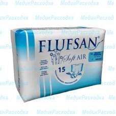 Подгузники для взрослых Flufsan Soft AIR MEDIUM NIGHT