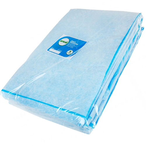 Медицинские простыни из ламинированной бумаги