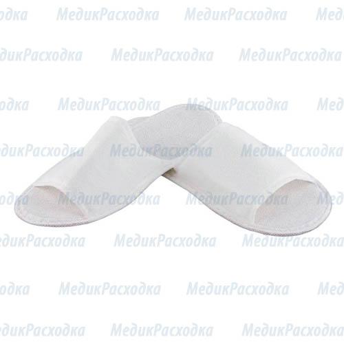 Тапочки белые одноразовые