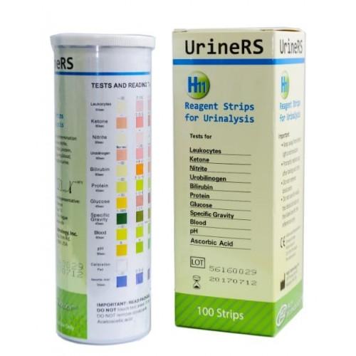 Тест-полоски UrineRS H11