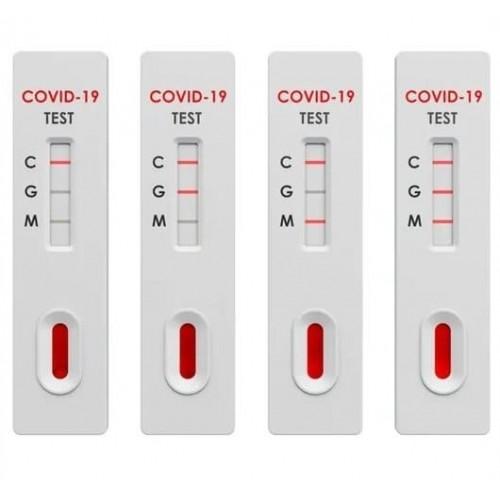 Домашний экспресс-тест на COVID-19