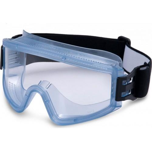 Закрытые защитные очки с непрямой вентиляцией ЗН11 PANORAMA 24111(PL)