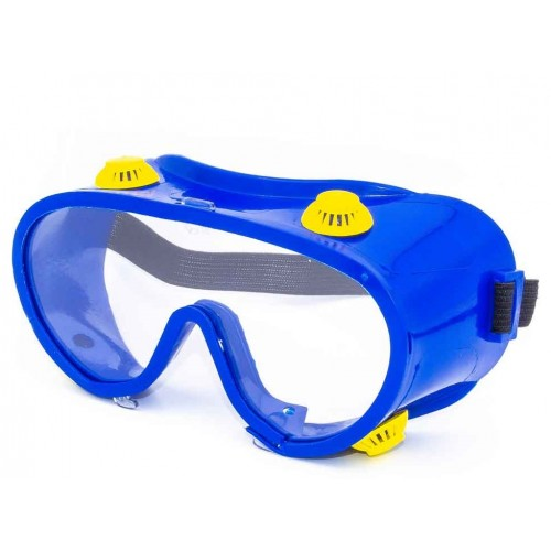 Защитные очки с непрямой вентиляцией
