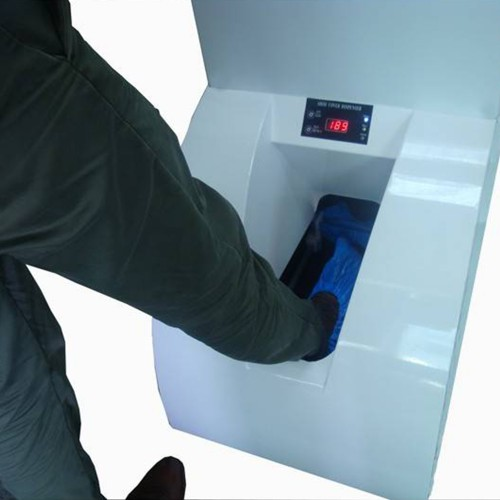Аппарат для надевания бахил TITAN ADV